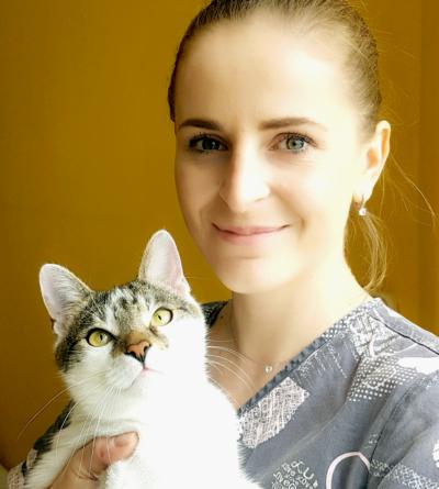 MVDr. Mária Grecová